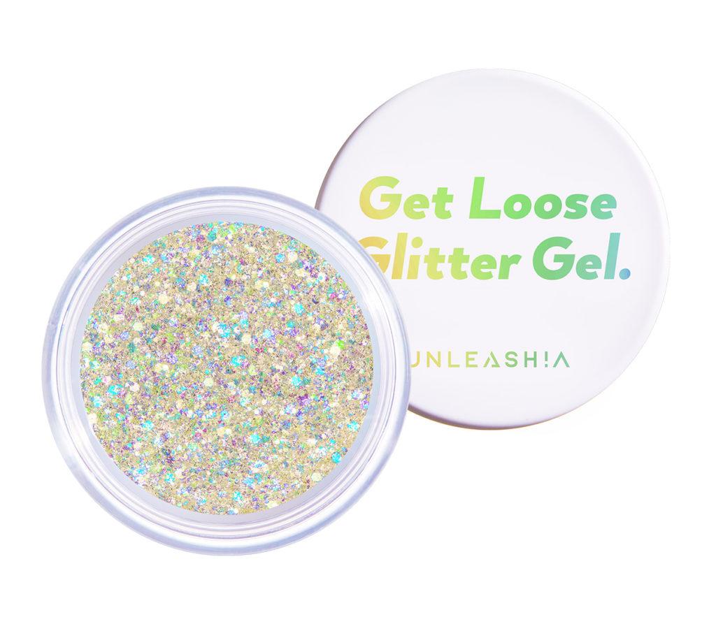 UNLEASHIA(アンレシア)のGet Loose Glitter Gel N°5 Diamond Stealer(ゲットルーズグリッタージェル ダイヤモンドスティーラー)