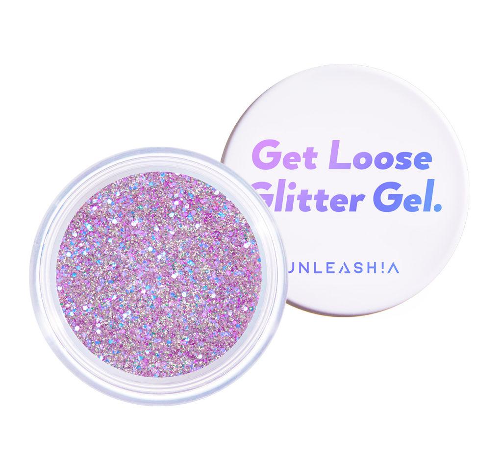 UNLEASHIA(アンレシア)Get Loose Glitter Gel N°7 Happy Baker(ゲットルーズグリッタージェル ハッピーベイカー)