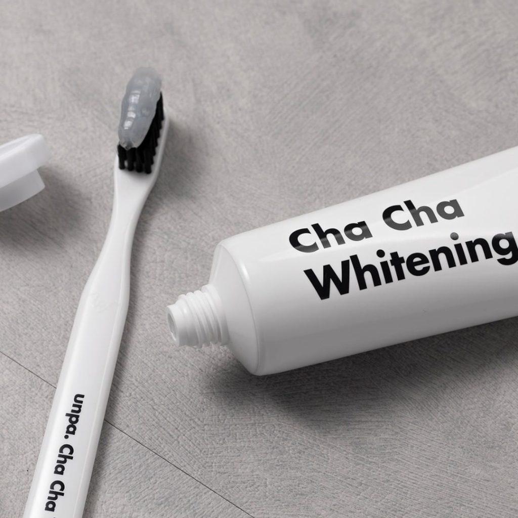 unpa. Cosmetics(オンパコスメティクス)のCha Cha Whitening(チャチャホワイトニング)