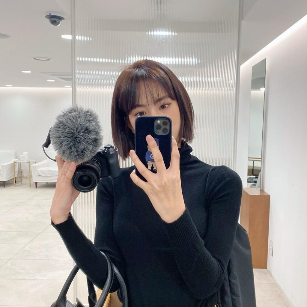 韓国の美容系YouTuberのCHAEYOUNG(チェヨン)