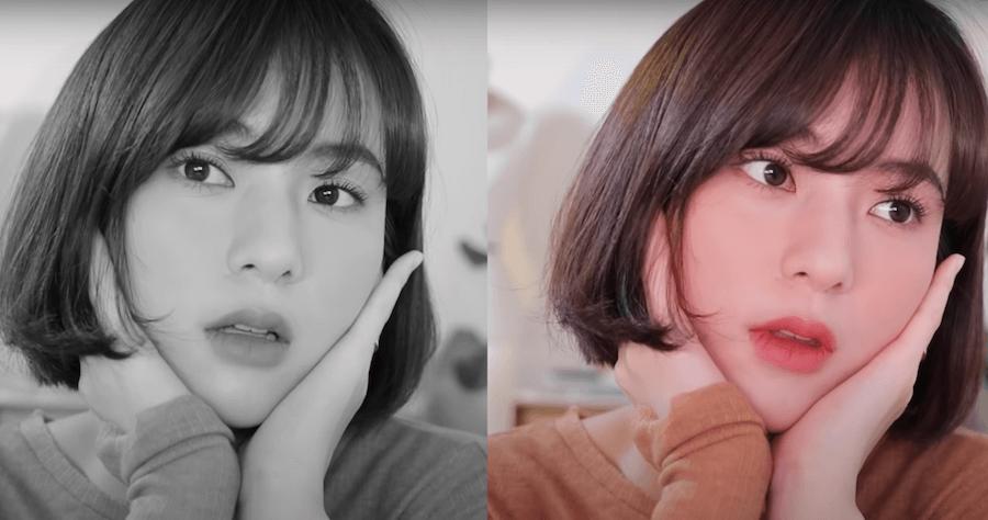 韓国美容系YouTuberのchaeyoung